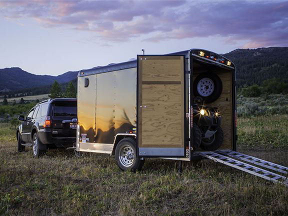 Trailer Sales, Service, Rental and Parts Business